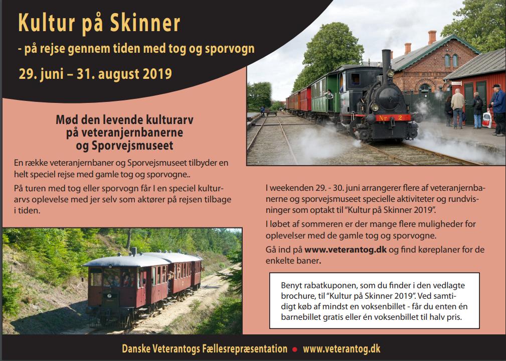 Plakat: KUltur på skinner (se download-knap nedenfor)